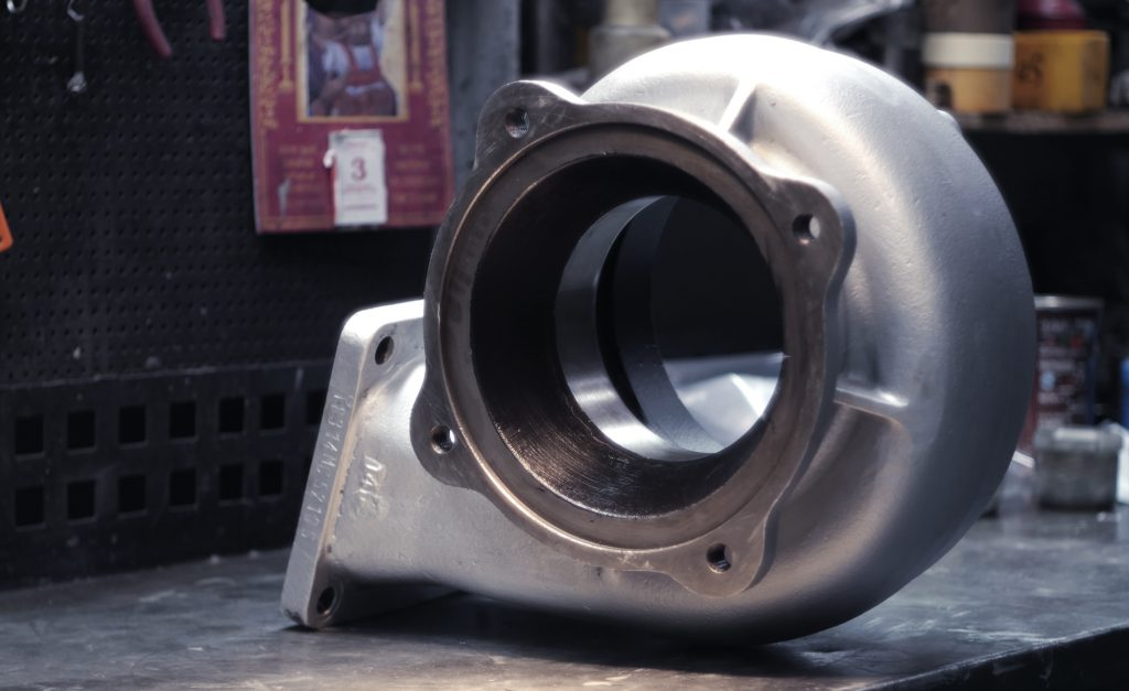 turbocharger specialists laser cladding